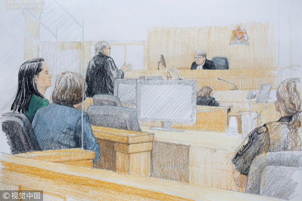 双语 | 孟晚舟获加拿大法院保释